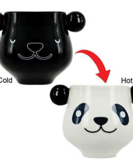 Sleeping Panda Heat Change Mug