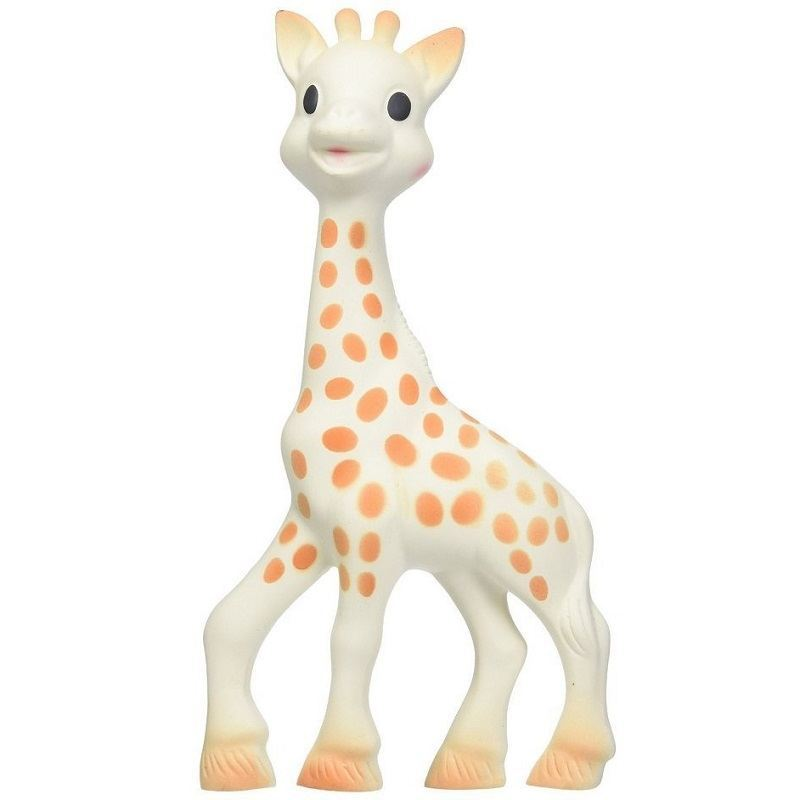 Sophie the giraffe teether huntsimply