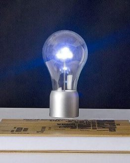 SpaceB Levitating Light Bulb Lamp
