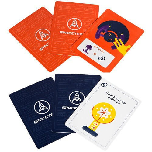 Spaceteam Card Game