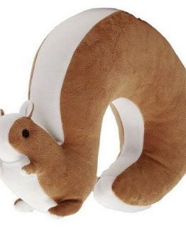 Squirrel Travel Neck Pillow