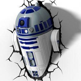 Star Wars 3D Deco Lights R2-D2