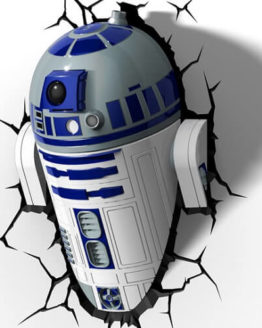 Star Wars 3D Deco Lights R2-D2