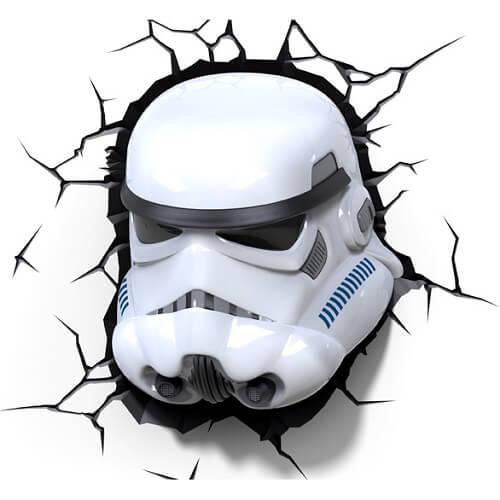 Star Wars 3D Deco Lights Stormtrooper