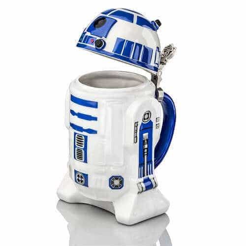 Star Wars R2-D2 Steins