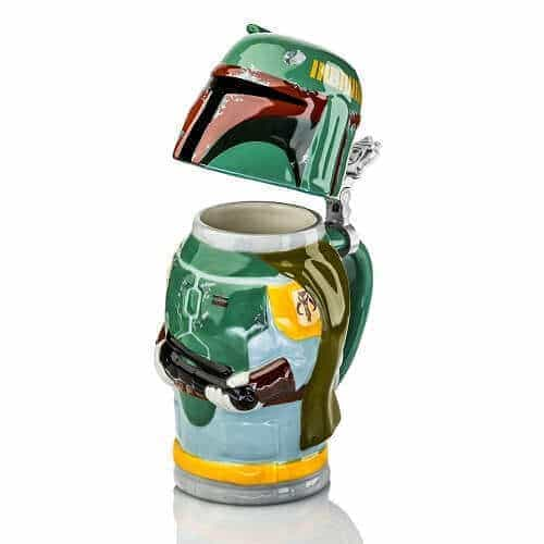 Star Wars Boba Fett Steins