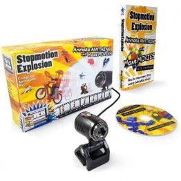 Stopmotion Explosion Animation Kit