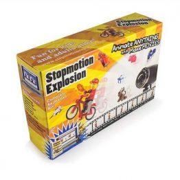 Stopmotion Explosion Animation Kit Box