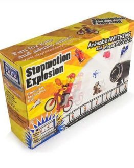 Stopmotion Explosion Animation Kit Box