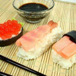 Sushi Soap Set Goats Milk Soap Bar