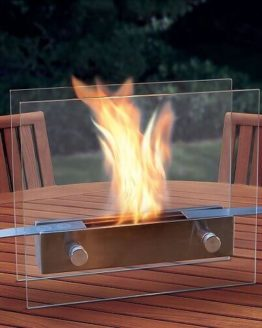 The Tabletop Fireplace