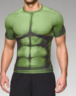Avengers Alter Ego Compression Shirt - Hulk