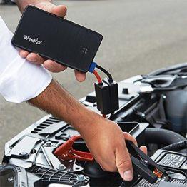 Weego Jump Starter Battery