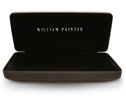 William Painter Titanium Sunglasses hardcase