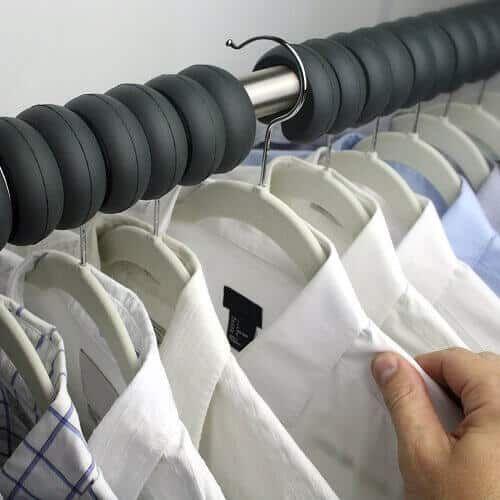 Xangar Clothes Hanger Spacers