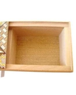 Japanese Yosegi Puzzle Box