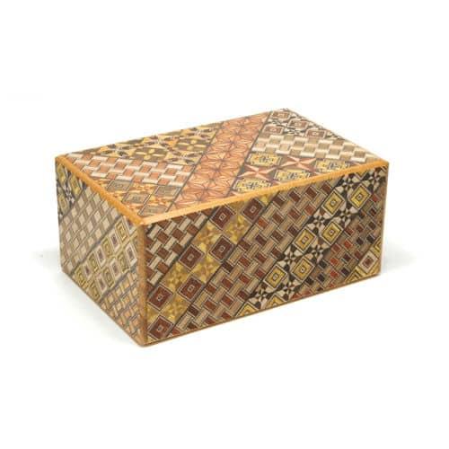 Yosegi Puzzle Box