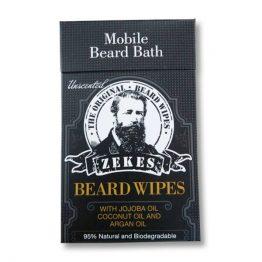 Zekes Original Beard Wipes
