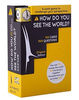 How Do You See The World? Ice Breaker Card Game