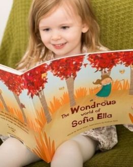 personalised children book