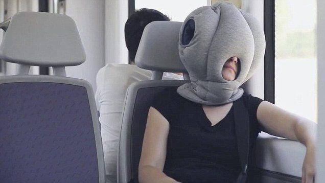 Sleep while travelling