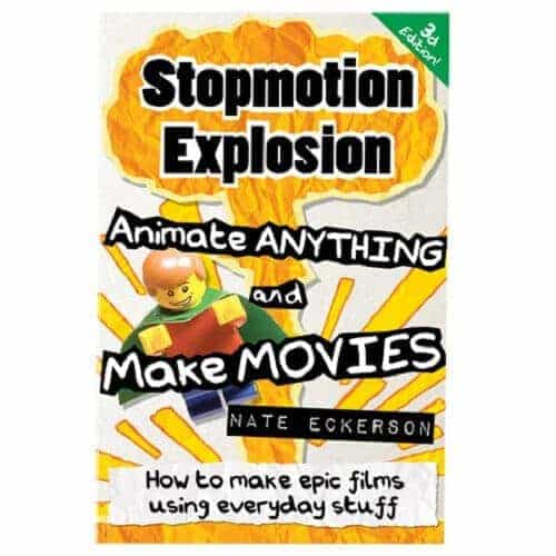 stopmotion explosion book